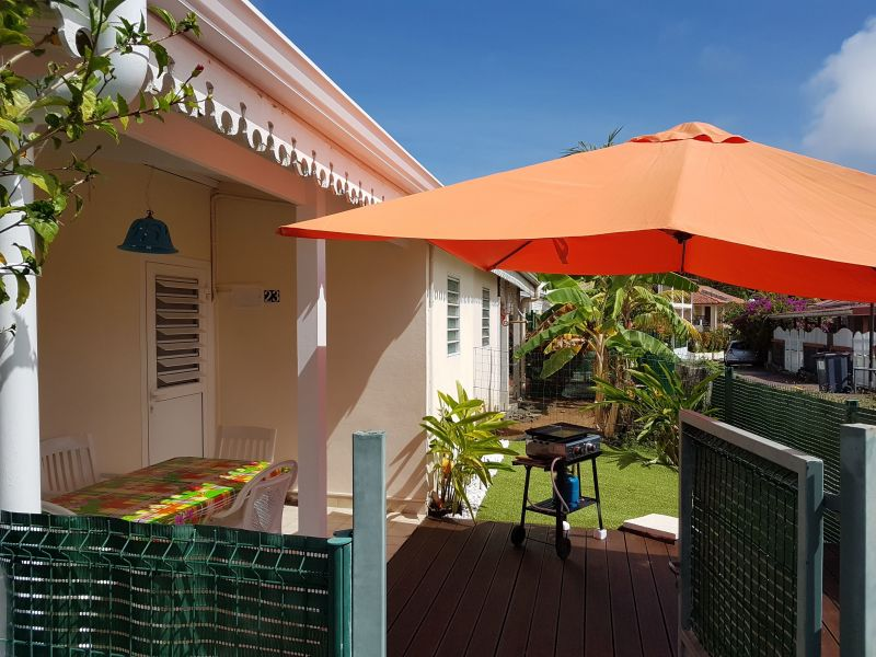 Location Bungalow 110816 Sainte Anne (Martinique)