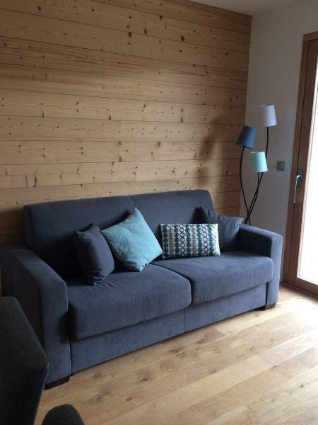 Living room Location Apartment 115057 Vaujany