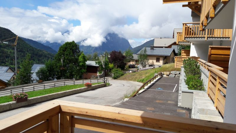 View from the balcony Location Apartment 115057 Vaujany