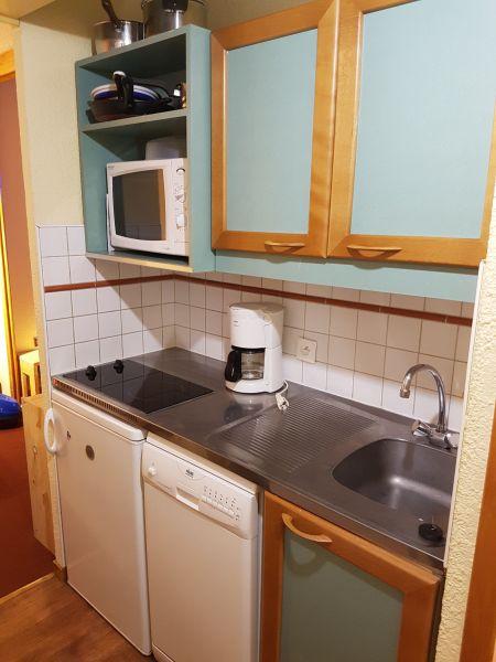 Location Studio apartment 117377 La Plagne