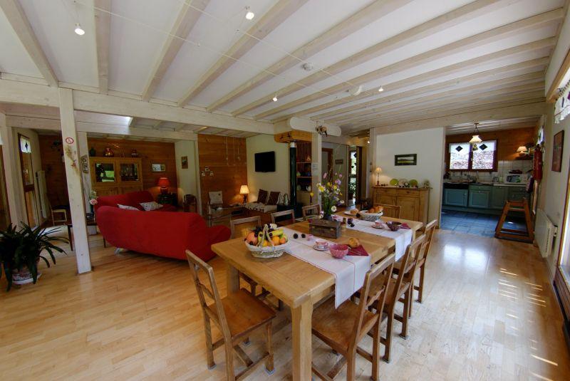 Dining room Location Chalet 117973 Morzine