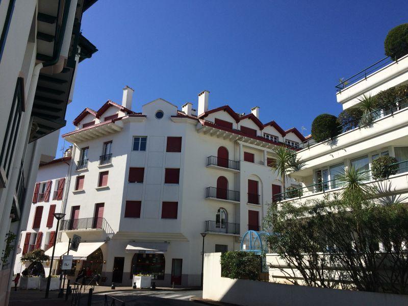 Outside view Location Studio apartment 79238 Saint Jean de Luz