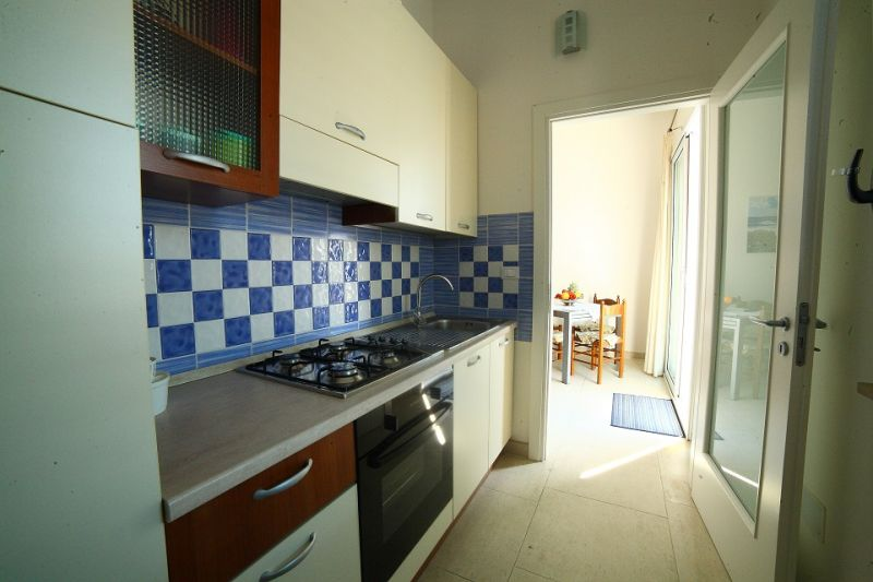 Sep. kitchen Location Apartment 80037 Ugento - Torre San Giovanni