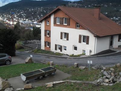Outside view Location Studio apartment 80469 Gérardmer