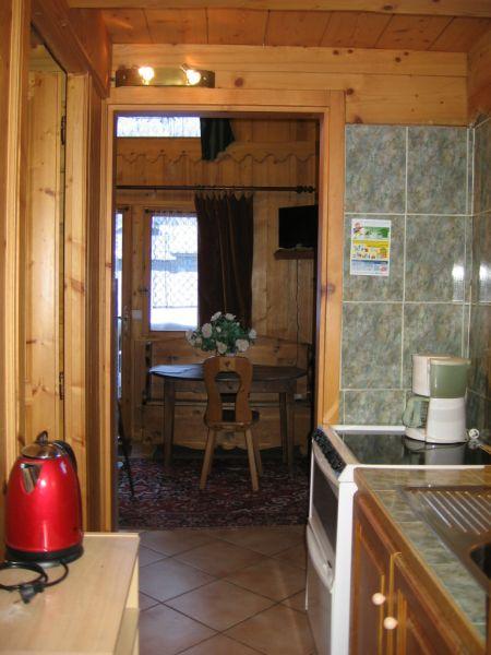 Sep. kitchen Location Apartment 89182 Chamonix Mont-Blanc