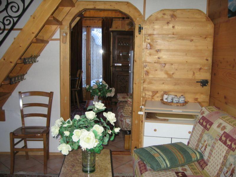 Living room Location Apartment 89182 Chamonix Mont-Blanc