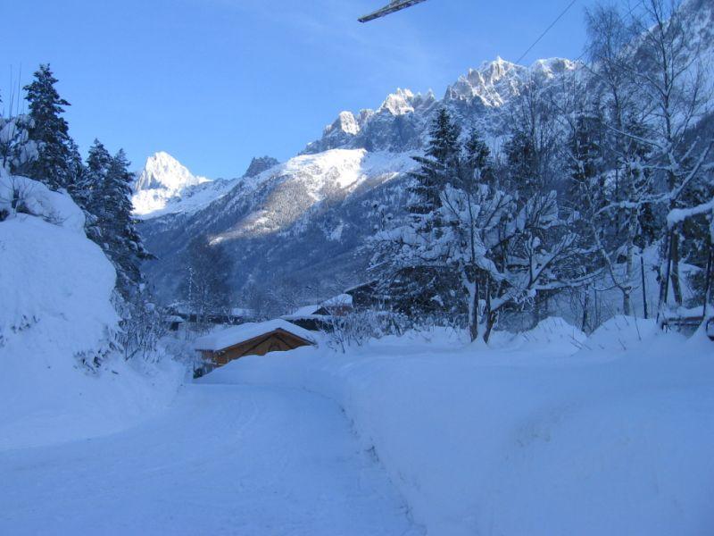 Surroundings Location Apartment 89182 Chamonix Mont-Blanc