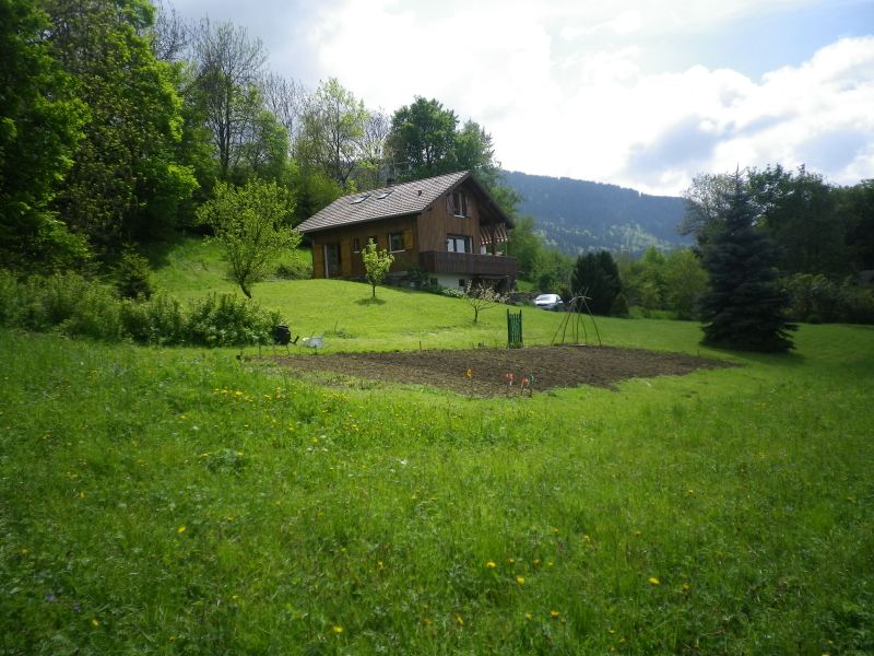 Surroundings Location Chalet 92047 Mont Saxonnex
