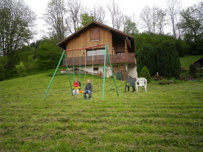 Outside view Location Chalet 92047 Mont Saxonnex