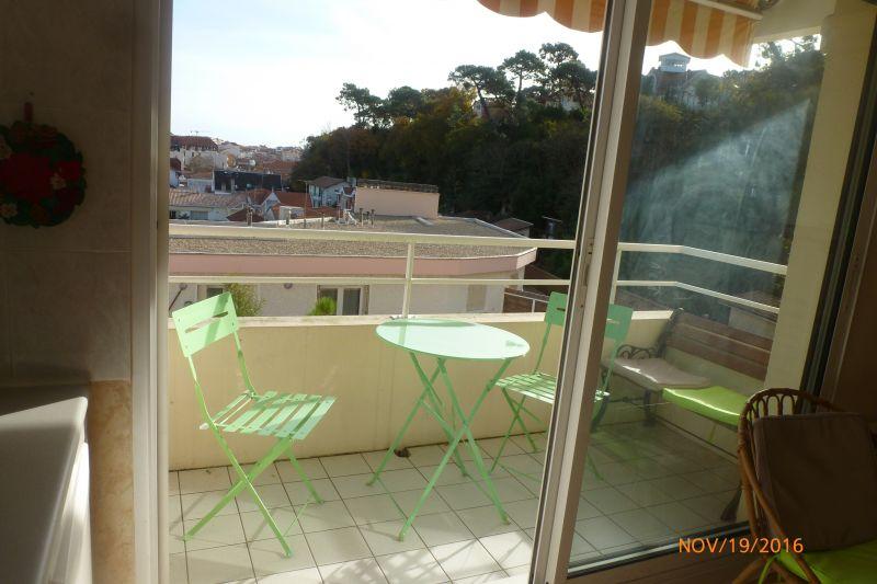 Balcony Location Studio apartment 98573 Arcachon