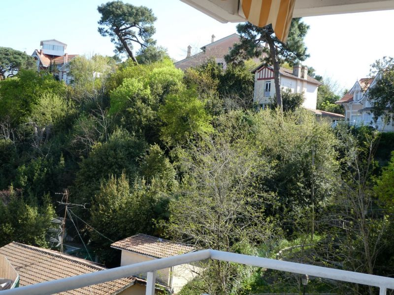 View from the balcony Location Studio apartment 98573 Arcachon