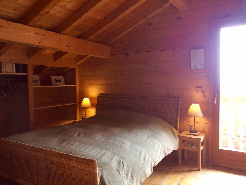 bedroom 1 Location Chalet 2355 Praz de Lys Sommand