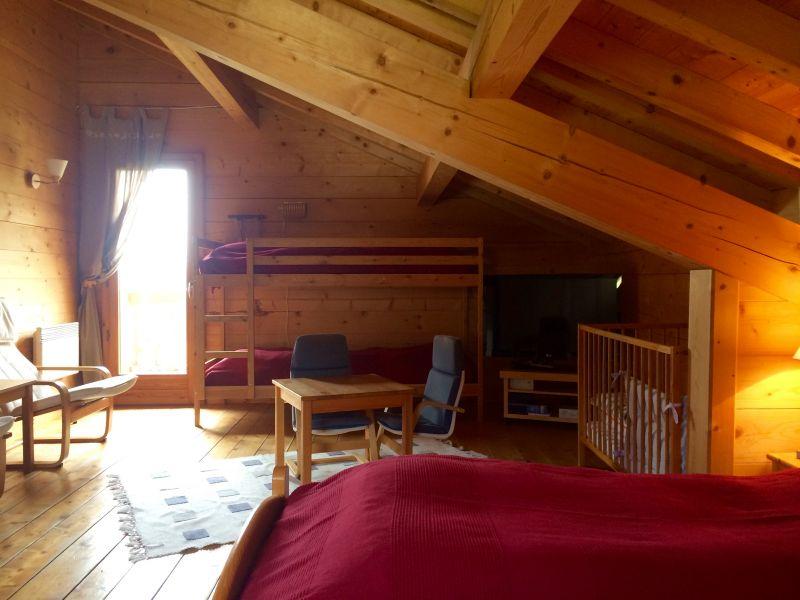 bedroom 3 Location Chalet 2355 Praz de Lys Sommand