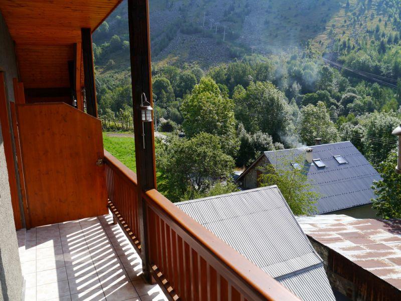 Balcony Location Apartment 3327 Vaujany