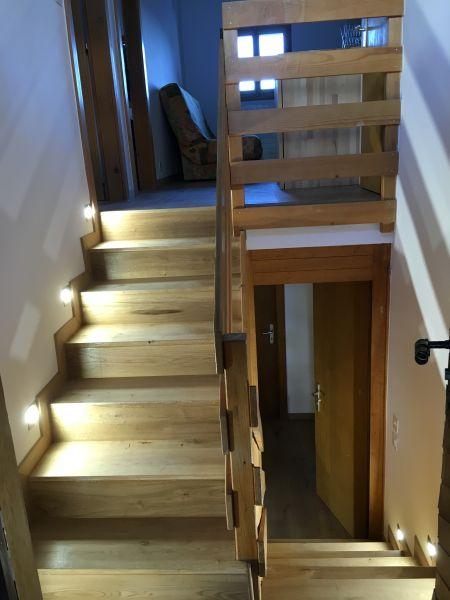 Corridor Location Apartment 4697 Les Crosets