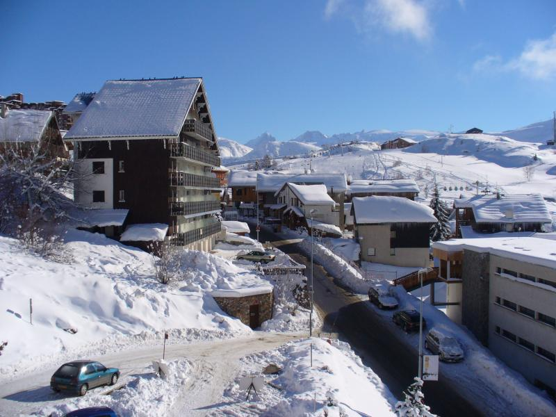 View from the property Location Apartment 64 Alpe d'Huez