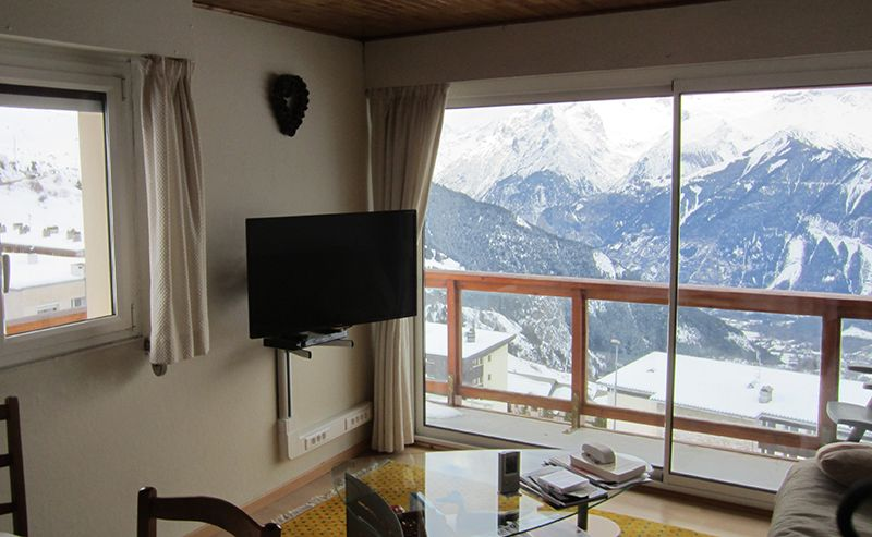 Living room Location Apartment 64 Alpe d'Huez