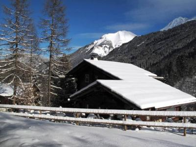 Outside view Location Chalet 956 Les Contamines Montjoie