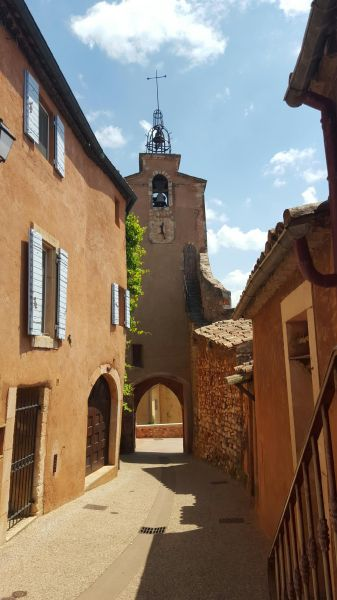Surroundings Location House 100544 Roussillon