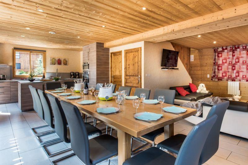 Living room Location Chalet 100576 Les Menuires
