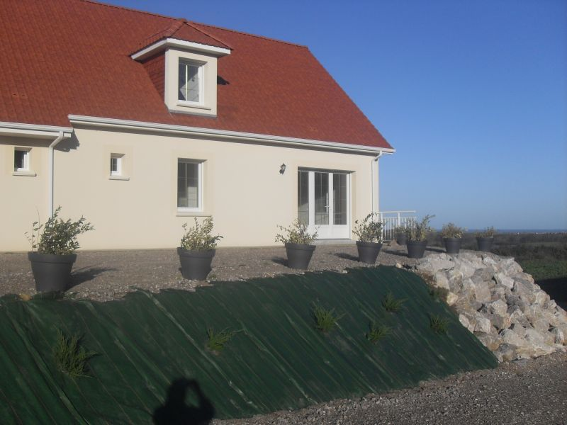 Outside view Location Self-catering property 102570 Wissant
