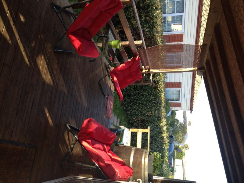 Terrace Location Mobile home 103569 Lattes