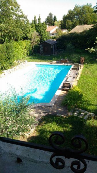 Swimming pool Location House 104928 Isle sur la Sorgue