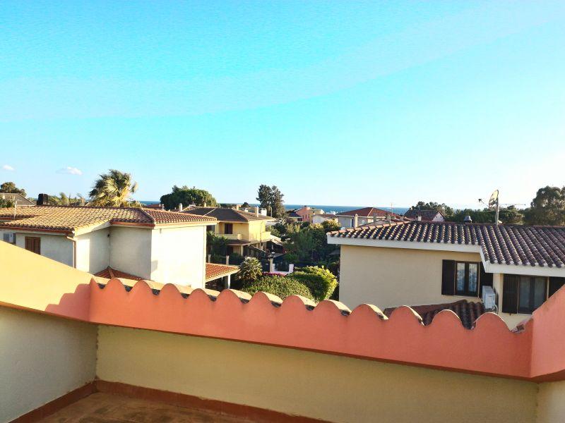 View from terrace Location Villa 106179 Quartu Sant'Elena