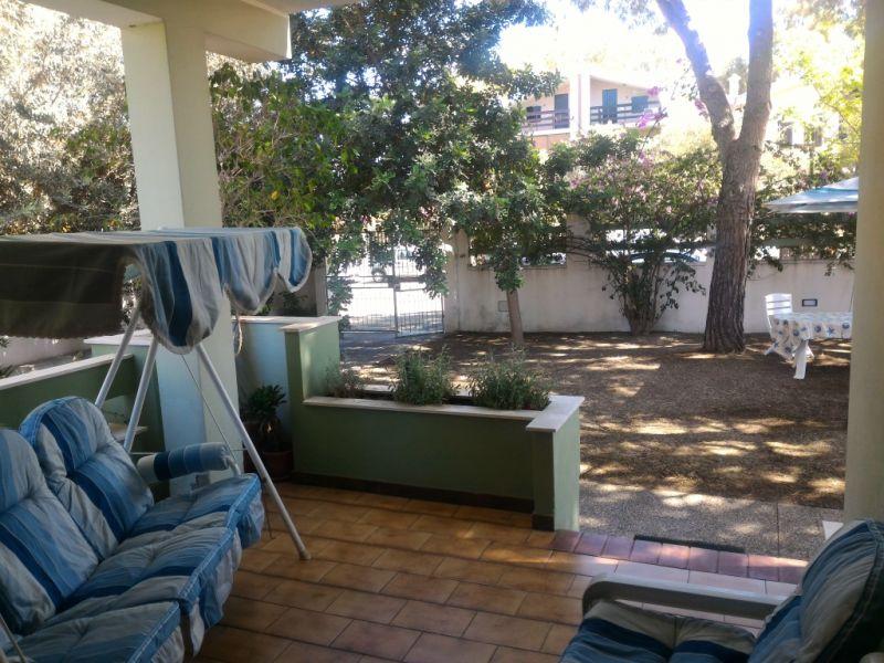 View from the balcony Location Villa 106179 Quartu Sant'Elena