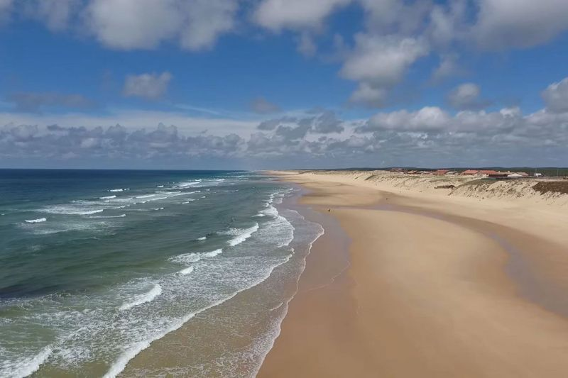 Beach Location Mobile home 114101 Saint-Julien-en-Born