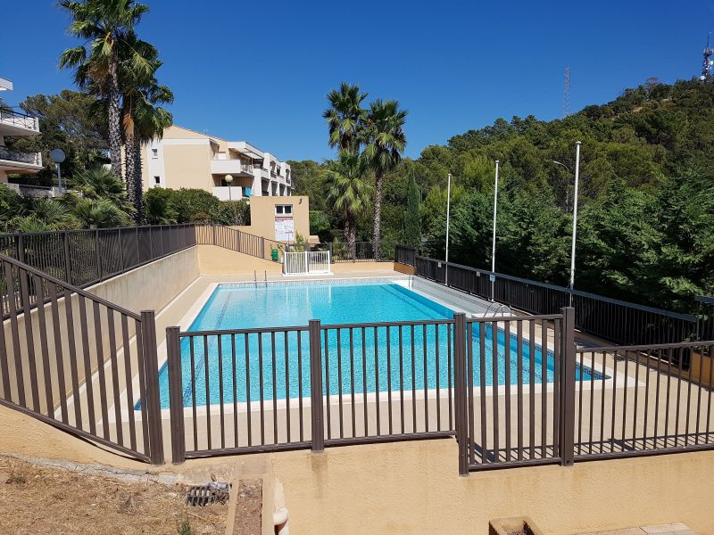 Swimming pool Location Apartment 114260 Saint Raphael