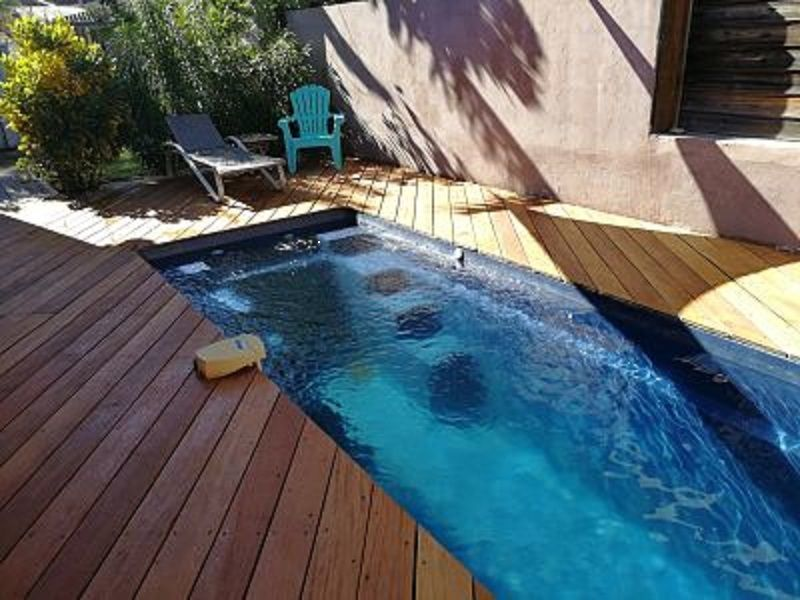 Swimming pool Location House 117515 Saint Gilles
