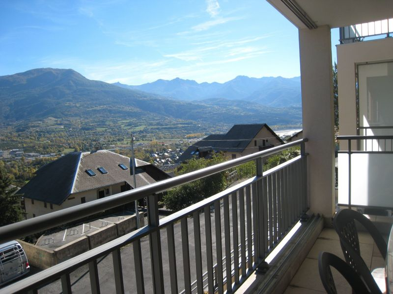 View from terrace Location Apartment 118158 Embrun