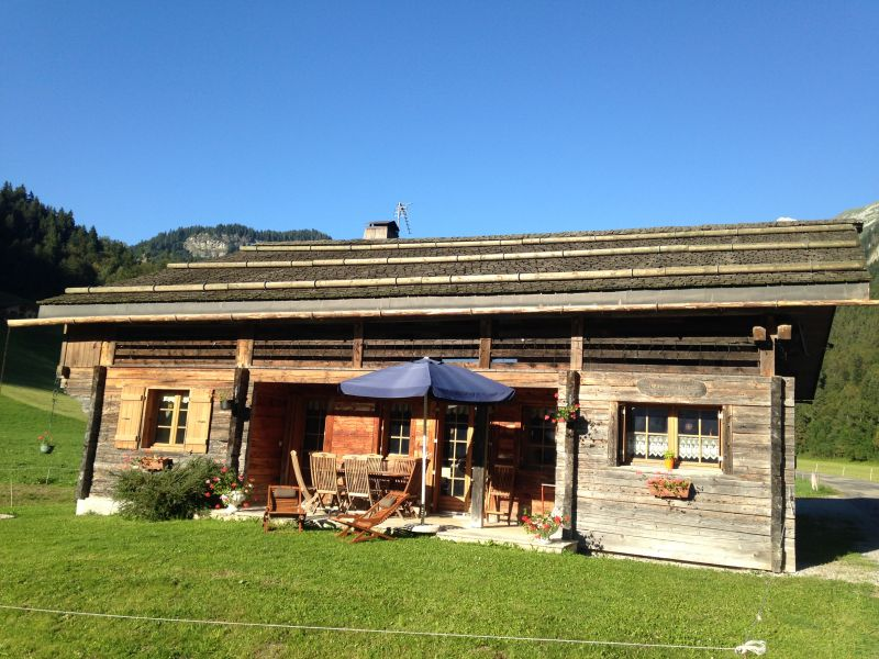 Outside view Location Chalet 66538 Le Grand Bornand