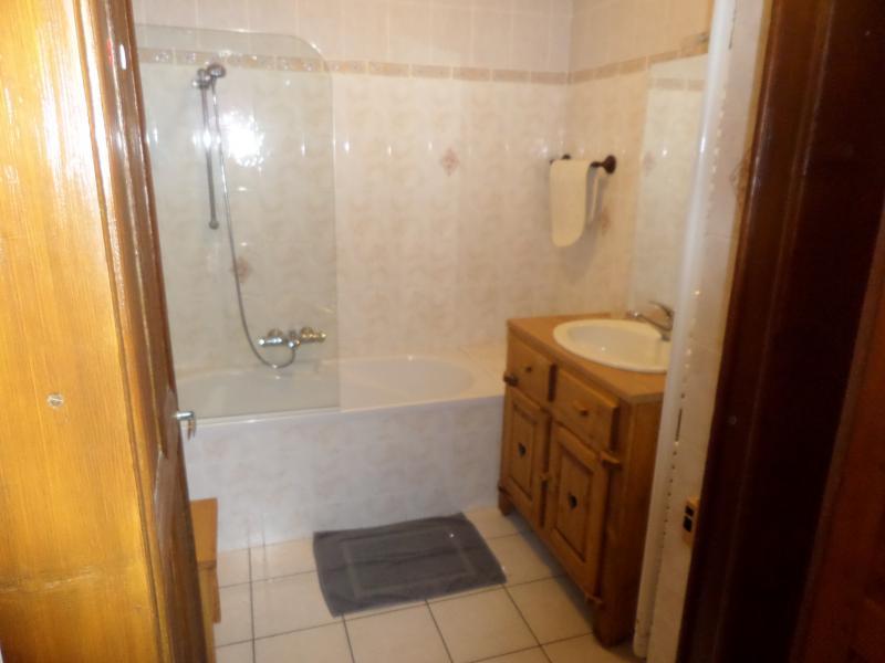 bathroom Location Apartment 67767 Samoëns