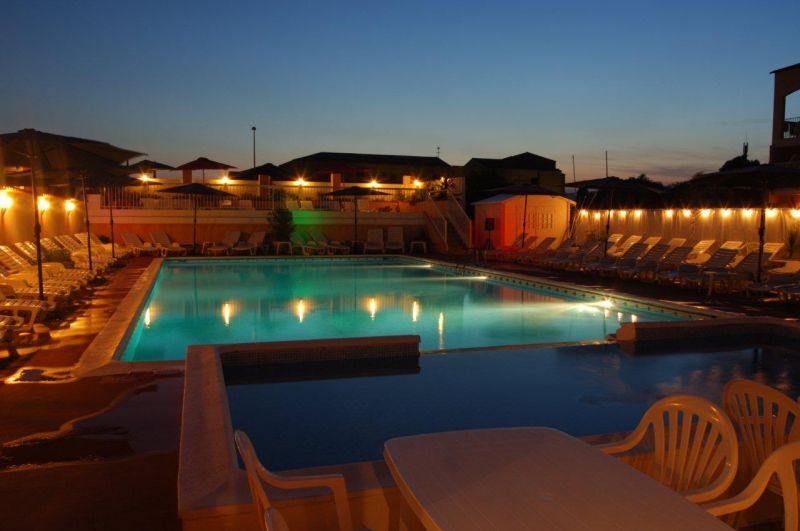 Swimming pool Location Apartment 68566 La Londe les Maures