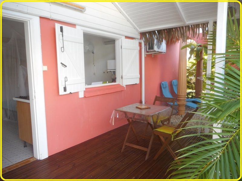 View from terrace Location Self-catering property 71841 Sainte Anne (Guadeloupe)