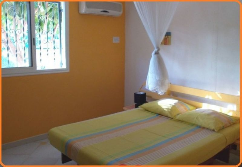 bedroom 1 Location Self-catering property 71841 Sainte Anne (Guadeloupe)