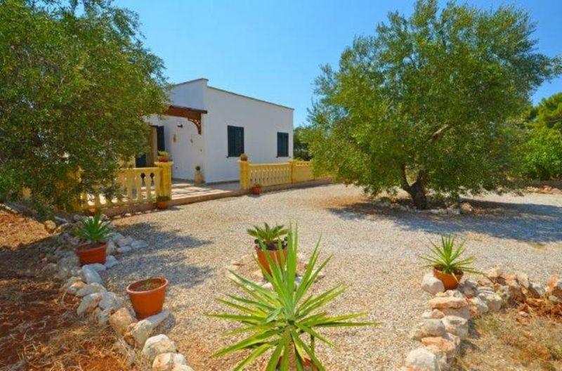Outside view Location Villa 72212 Pescoluse