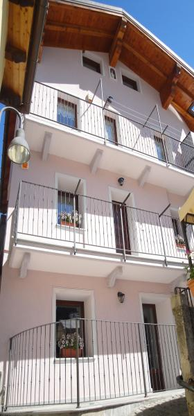 Outside view Location Apartment 73820 Aosta