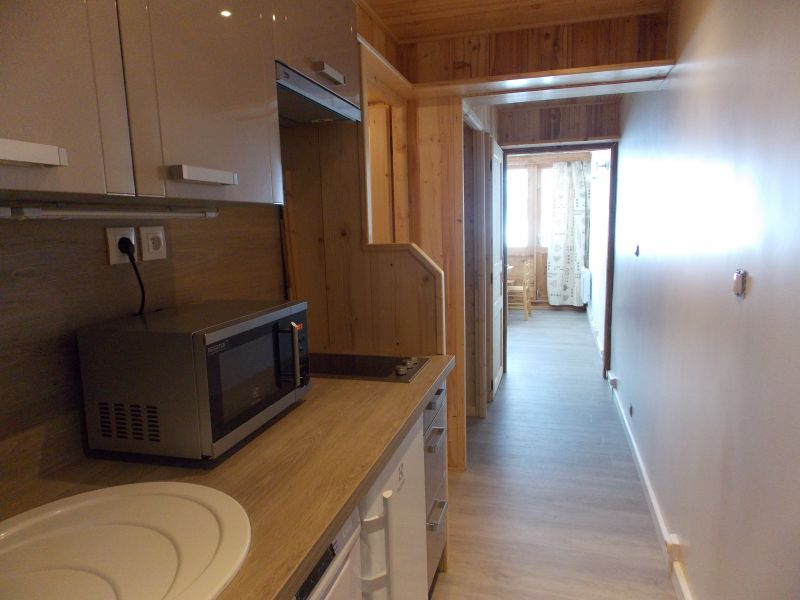 Kitchenette Location Studio apartment 79769 La Plagne