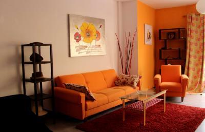 Living room Location Apartment 83636 El Medano