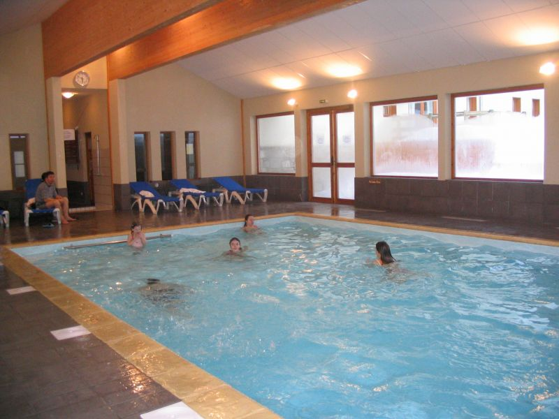 Swimming pool Location Apartment 92317 Valloire