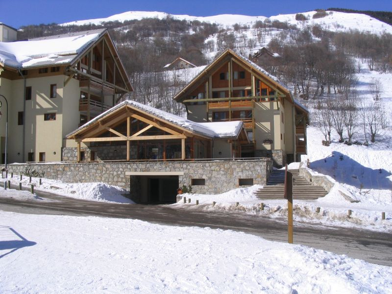 Outside view Location Apartment 92317 Valloire
