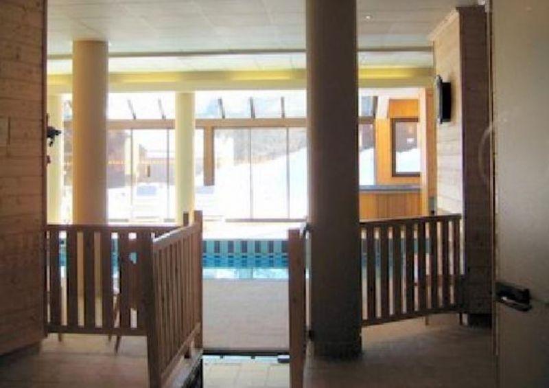 Swimming pool Location Apartment 96987 Risoul 1850