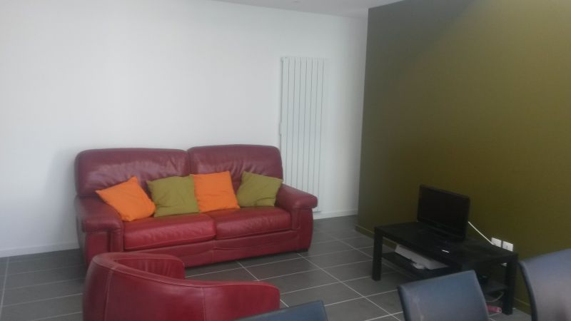 Living room Location House 98236 Wimereux