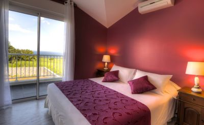 bedroom 1 Location Villa 102123 Saint Pierre (R�union)