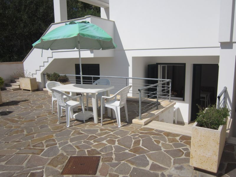 Courtyard Location Apartment 102499 Gallipoli