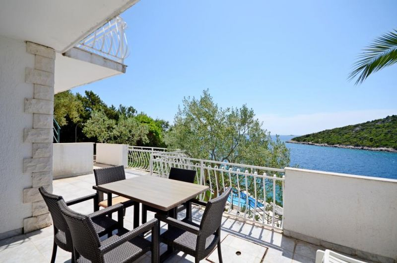 Balcony 1 Location House 112576 Trogir
