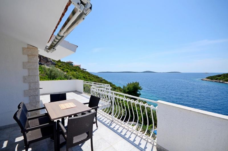 Balcony 2 Location House 112576 Trogir
